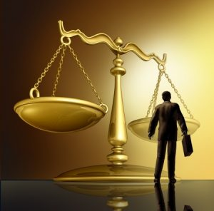 Lawyers and Scales